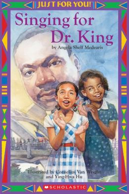 Just For You!: Singing For Dr. King (PagePerfect NOOK Book)