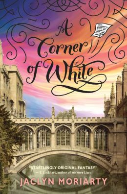 A Corner of White (The Colors of Madeleine Series #1)