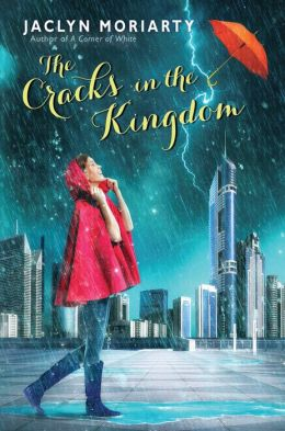 The Cracks in the Kingdom (The Colors of Madeleine Series #2)