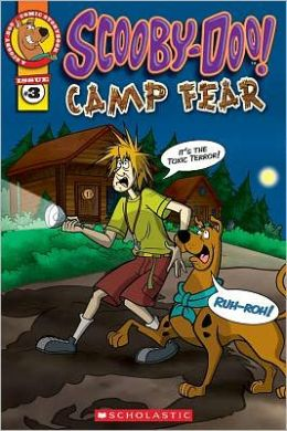 Camp Fear (Scooby-Doo Comic Storybook Series #3)