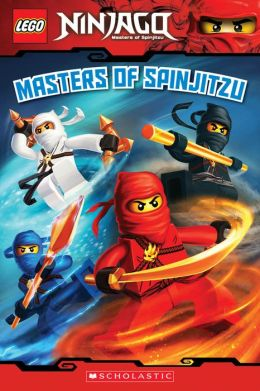 Masters of Spinjitzu (Lego Ninjago Reader #2)