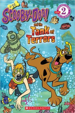 Tank of Terrors (Scooby-Doo Reader Series #32)