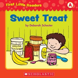 First Little Readers: Sweet Treat (Level A) (PagePerfect NOOK Book)