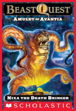 Nixa: The Death Bringer (Beast Quest Series #19)
