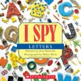 Book Cover Image. Title: I Spy Letters, Author: Jean Marzollo