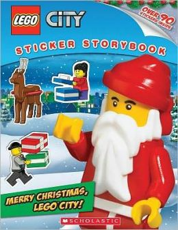 Merry Christmas, LEGO City! (Lego City Series)