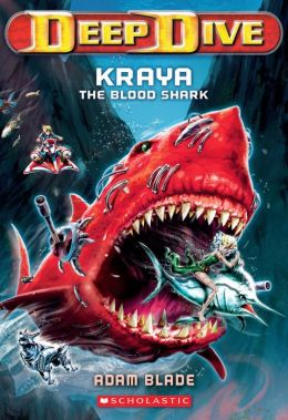 Kraya the Blood Shark (Deep Dive Series #4)