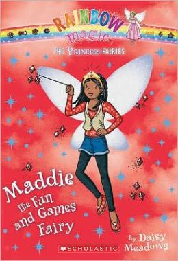 Maddie the Fun and Games Fairy (Princess Fairies Series #6)