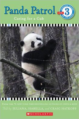 Scholastic Reader Level 3: Panda Patrol