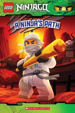 A Ninja's Path (Lego Ninjago Reader #5)