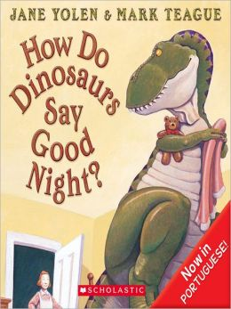 How Do Dinosaurs Say Good Night? (Portuguese Edition)