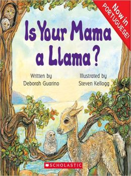 Is Your Mama a Llama?: Now in Portuguese
