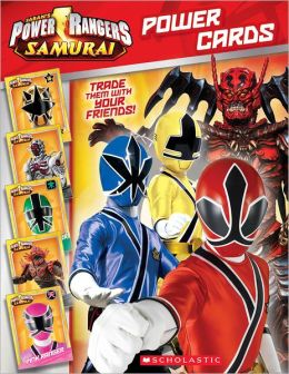 Power Cards (Power Rangers Samurai Series)