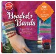 Product Image. Title: Klutz Beaded Bands: Super Stylish Bracelets Made Simple