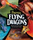 Product Image. Title: Klutz Paper Flying Dragons
