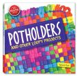 Product Image. Title: Klutz Potholders and Other Loopy Projects