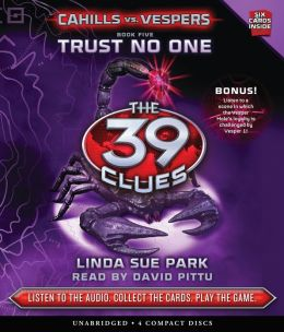Trust No One (The 39 Clues: Cahills vs. Vespers Series #5)