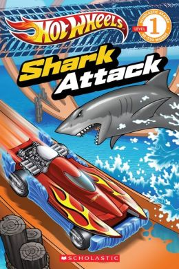 Hot Wheels: Shark Attack