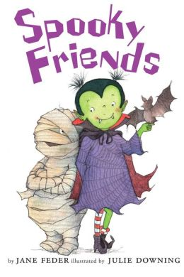 Spooky Friends (Scholastic Reader, Level 2)