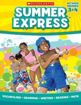 Summer Express Between Third and Fourth Grade (PagePerfect NOOK Book)