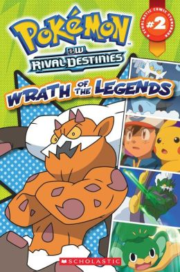 Pokemon Comic Reader #2: Wrath of the Legends