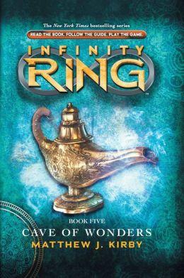 Cave of Wonders (Infinity Ring Series #5)