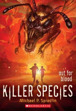 Out for Blood (Killer Species Series #3)