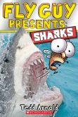 Book Cover Image. Title: Fly Guy Presents:  Sharks, Author: Tedd Arnold