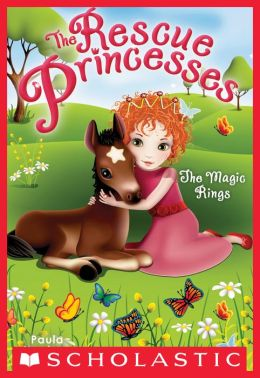 The Magic Rings (Rescue Princesses Series #6)