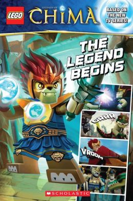 LEGO Legends of Chima: The Legend Begins (Comic Reader #1)