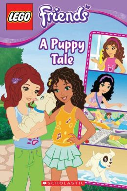 LEGO Friends: a Puppy Tale (Comic Reader #1)