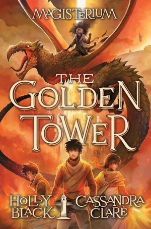 Book The Golden Tower (Magisterium #5)