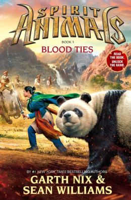 Blood Ties (Spirit Animals Series #3)