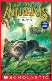 Book Cover Image. Title: Hunted (Spirit Animals Series #2), Author: Maggie Stiefvater