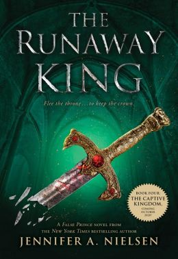 The Runaway King (Ascendance Trilogy Series #2)