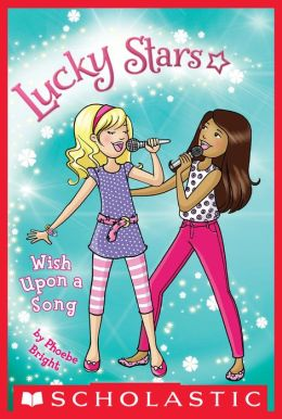 Wish upon a Song (Lucky Stars Series #3)