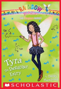Tyra the Designer Fairy (Rainbow Magic: Fashion Fairies Series #3)