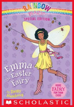 Emma the Easter Fairy (Rainbow Magic Series: Special Edition)
