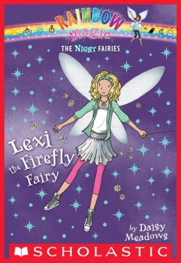 Lexi the Firefly Fairy (Night Fairies Series #2)