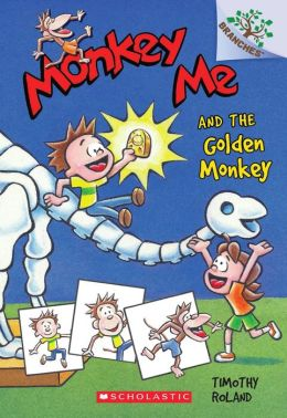 Monkey Me and the Golden Monkey (Monkey Me Series #1)