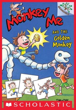 Monkey Me and the Golden Monkey (Monkey Me Series #1)