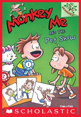 Monkey Me and the Pet Show (Monkey Me Series #2)