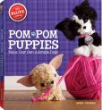 Product Image. Title: Pom-Pom Puppies: Make Your Own Adorable Dogs