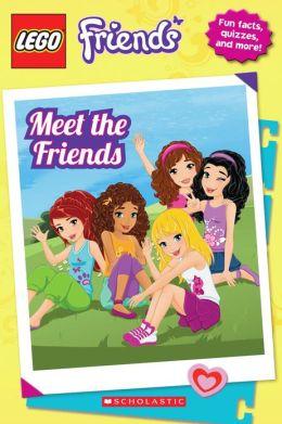LEGO Friends: Meet the Friends