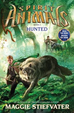 Hunted (Spirit Animals Series #2)