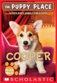 Book Cover Image. Title: The Puppy Place #35:  Cooper, Author: Ellen Miles