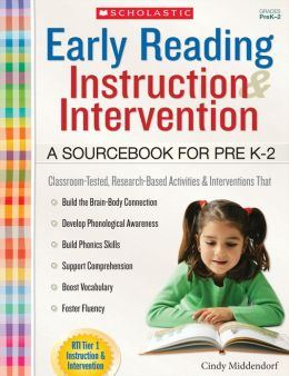 Early Reading Instruction and Intervention: A Sourcebook for PreK-2 (PagePerfect NOOK Book)