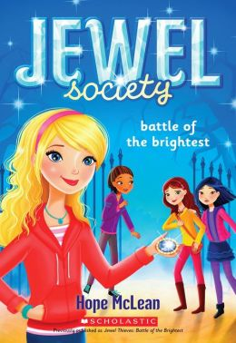 Battle of the Brightest (Jewel Society Series #4)