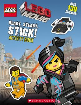 LEGO: The LEGO Movie: Ready, Steady, Stick! Activity Book