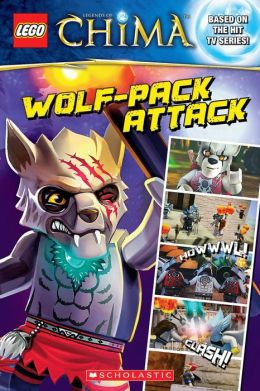 LEGO Legends of Chima: Wolf-Pack Attack! (Comic Reader #4)